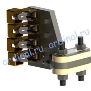 Комплект узлов токосъема 4ГПЭМ 300