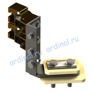 Комплект узлов токосъема 4ГПЭМ 55