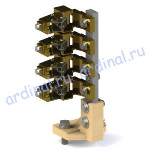 Для электродвигателей постоянного тока ДЭ, ДЭВ