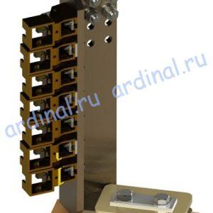 Комплект узлов токосъема ДПЭ 560
