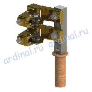 Комплект узлов токосъема ДПВ 72