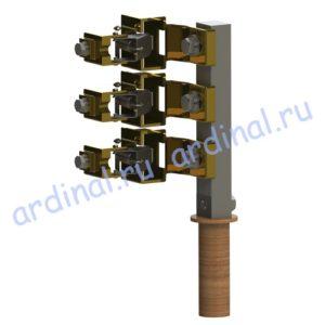 Комплект узлов токосъема ДПЭ 82