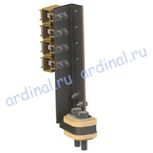 Комплект узлов токосъема МПЭ 200-750