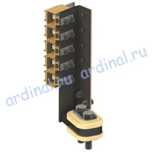 Комплект узлов токосъема МПЭ 350-900