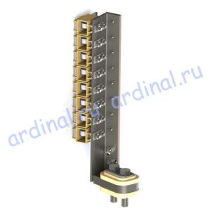 Комплект узлов токосъема МПВЭ 400-900
