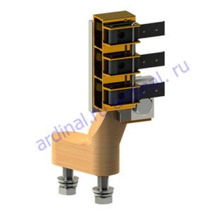 Комплект узлов токосъема ЭДП-600