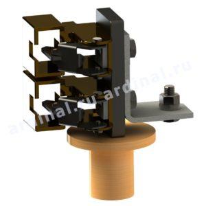 Комплект узлов токосъема ДПТВ-16,25