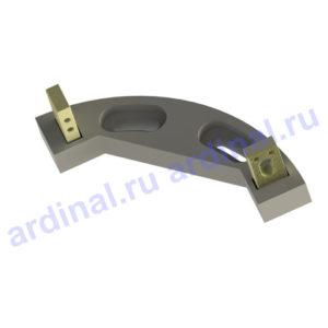 Изолятор-кронштейн ЭК-590 (с регулировкой)