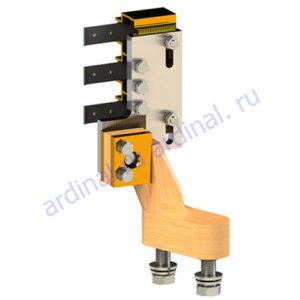 Комплект узлов токосъема ЭДП-800