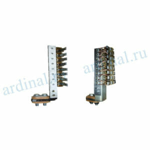 Комплект узлов токосъема МПЭ-450-900