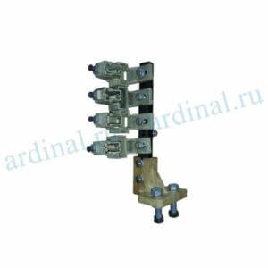 Комплект узлов токосъема Д, ДЭ, ДЭВ-818