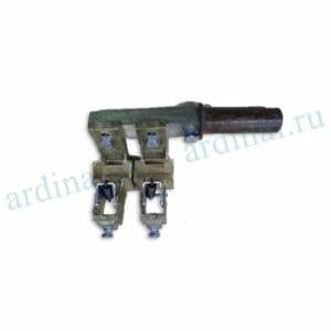 Комплект узлов токосъема ДПЭ-72