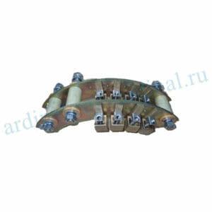 Комплект узлов токосъема СДЭ 2-17-46-6