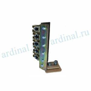 Комплект узлов токосъема 4ГПЭ(М)-1000