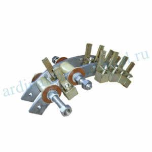 Комплект узлов токосъема СДН 3-16-51-12