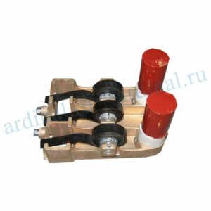 Комплект узлов токосъема ЭД-118
