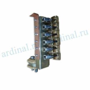 Комплект узлов токосъема ГПЭ-1250