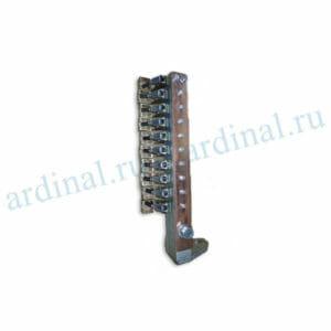 Комплект узлов токосъема ГПЭ-2500