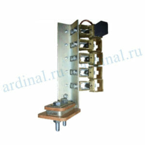 Комплект узлов токосъема 4ГПЭМ-220, 4ГПЭМ-125