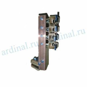 Комплект узлов токосъема МП(В)Э-200-750