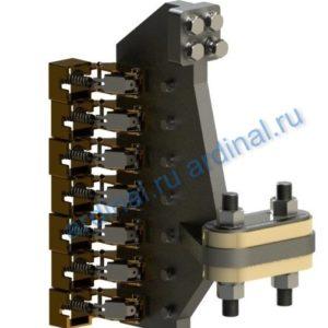 Комплект узлов токосъема ПЭ 174-7К
