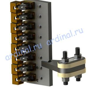 Комплект узлов токосъема 2ПЭМ 151-8К