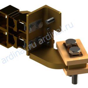 Комплект узлов токосъема 4ГПЭМ 15