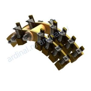 Комплект узлов токосъема СДН 16-51-12