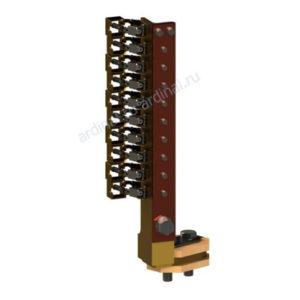 Комплект узлов токосъема ГПЭ 2500