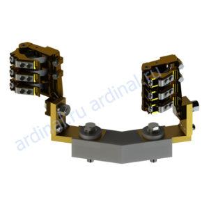 Комплект узлов токосъема ДК-724