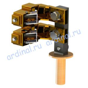 Комплект узлов токосъема ДПЭ 52
