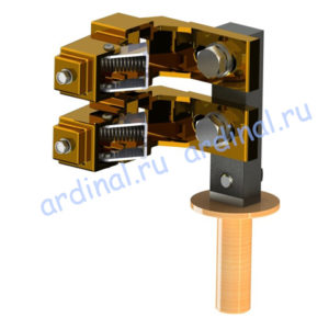 Комплект узлов токосъема ДПВ 52