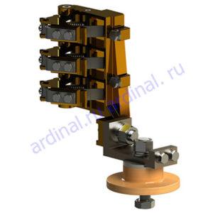 Комплект узлов токосъема ЭК-590 (без регулировки) исп.2