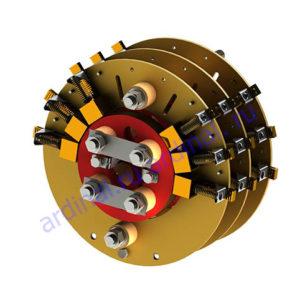 Для асинхронных электродвигателей переменного тока АК